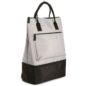 Backpack with shoe compartment NWOT